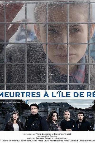 Caratula, cartel, poster o portada de Asesinato en la isla de Re