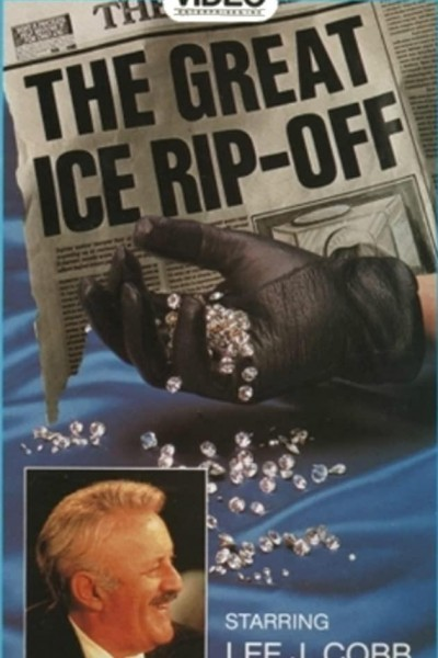 Caratula, cartel, poster o portada de The Great Ice Rip-Off