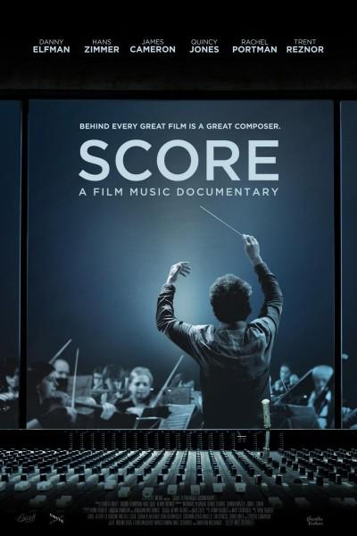 Caratula, cartel, poster o portada de Score: A Film Music Documentary