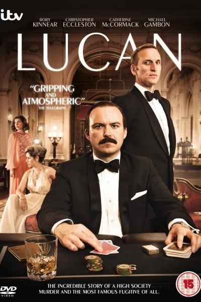 Caratula, cartel, poster o portada de El misterio de Lord Lucan