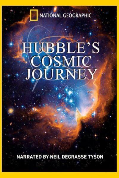 Caratula, cartel, poster o portada de Hubble\'s Cosmic Journey
