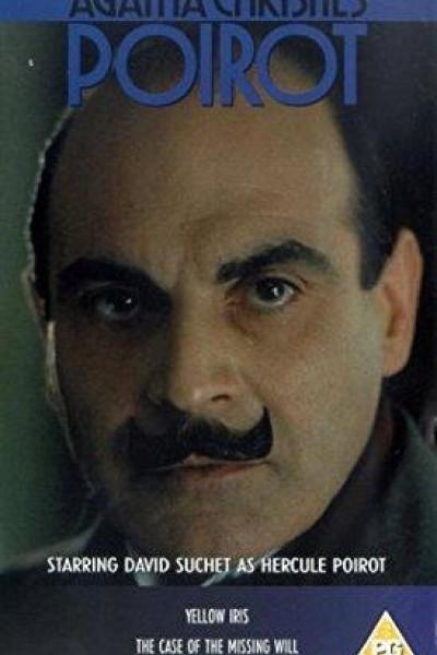 Caratula, cartel, poster o portada de Agatha Christie: Poirot - Iris amarillos