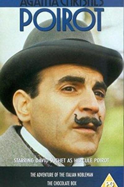 Caratula, cartel, poster o portada de Agatha Christie: Poirot - La caja de bombones