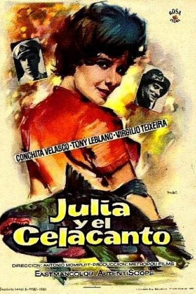 Caratula, cartel, poster o portada de Julia y el celacanto