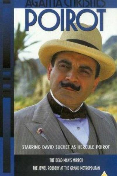 Caratula, cartel, poster o portada de Agatha Christie: Poirot - Robo de joyas en el Grand Metropolitan