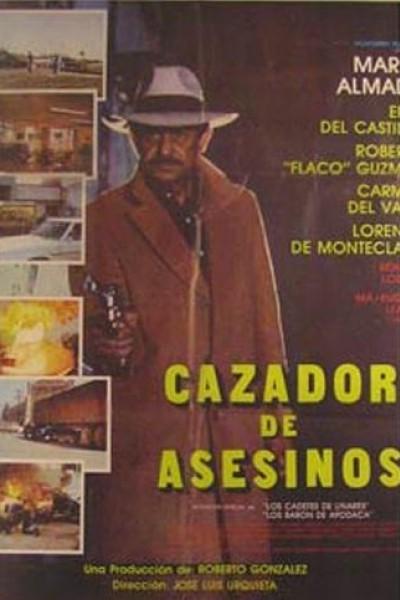Caratula, cartel, poster o portada de Cazador de asesinos