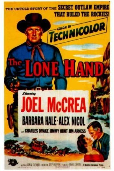Caratula, cartel, poster o portada de La mano solitaria