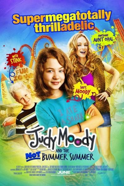Caratula, cartel, poster o portada de Judy Moody y su increíble verano