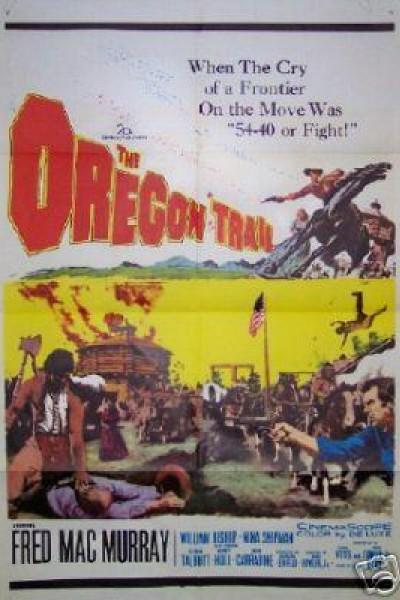 Caratula, cartel, poster o portada de El camino de Oregón