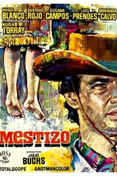 Caratula, cartel, poster o portada de Mestizo
