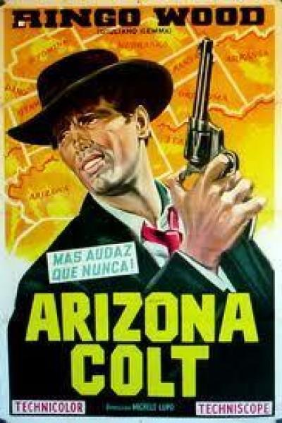Caratula, cartel, poster o portada de Arizona Colt