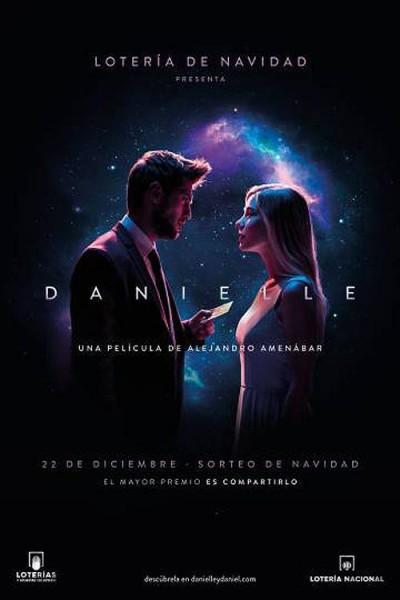Caratula, cartel, poster o portada de Danielle