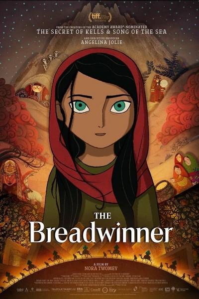 Caratula, cartel, poster o portada de El pan de la guerra (The Breadwinner)