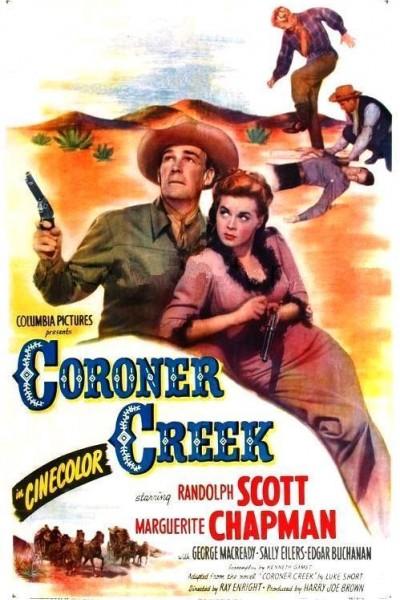 Caratula, cartel, poster o portada de Coronel Creek