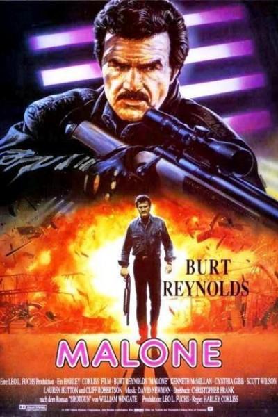 Caratula, cartel, poster o portada de Malone