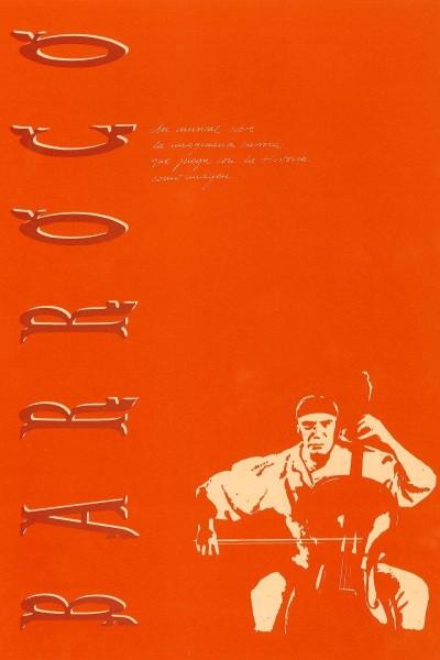 Caratula, cartel, poster o portada de Barroco