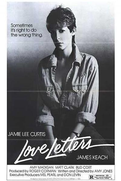 Caratula, cartel, poster o portada de Cartas de amor