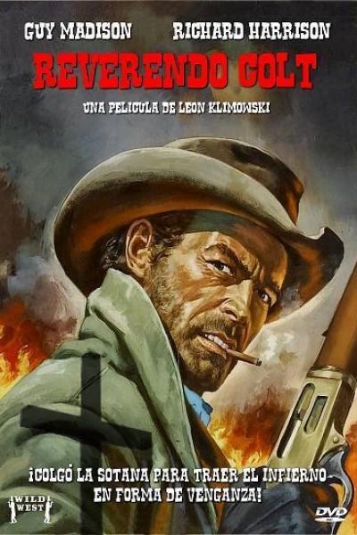 Caratula, cartel, poster o portada de Reverendo Colt