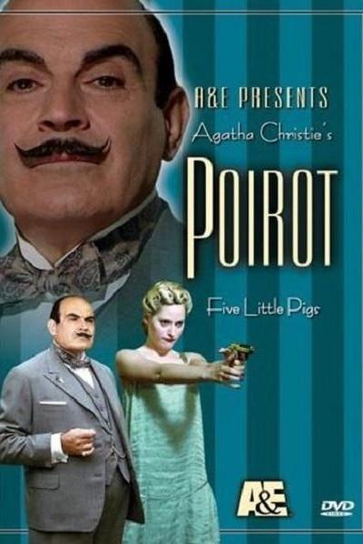 Caratula, cartel, poster o portada de Agatha Christie: Poirot - Cinco cerditos