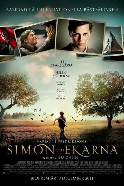 Caratula, cartel, poster o portada de Simon y los robles