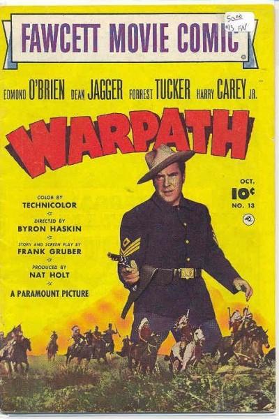 Caratula, cartel, poster o portada de La senda de la guerra