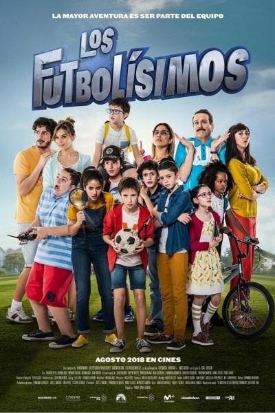 Caratula, cartel, poster o portada de Los futbolísimos