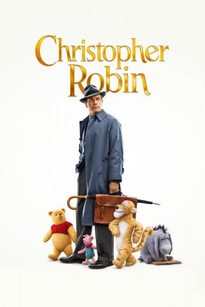 Caratula, cartel, poster o portada de Christopher Robin