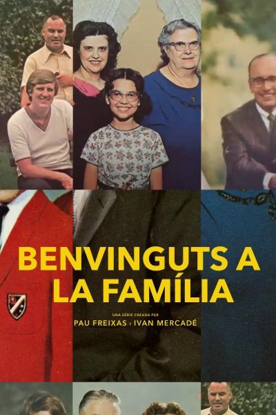 Caratula, cartel, poster o portada de Bienvenidos a la familia