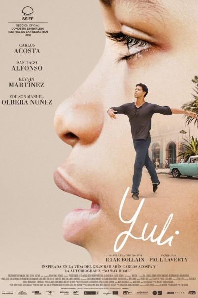 Caratula, cartel, poster o portada de Yuli