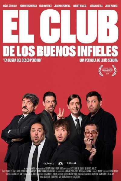 Caratula, cartel, poster o portada de El club de los buenos infieles