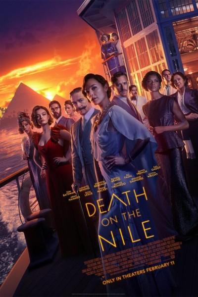 Caratula, cartel, poster o portada de Muerte en el Nilo