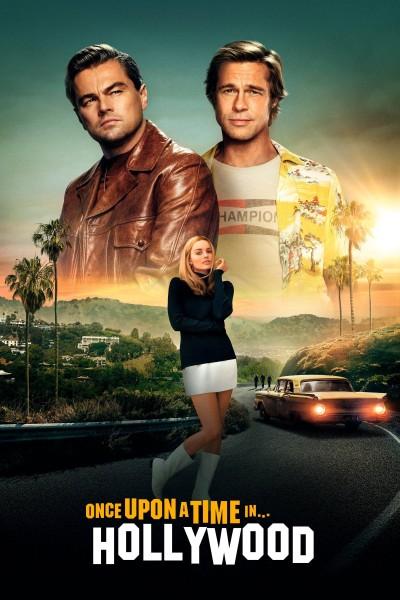 Caratula, cartel, poster o portada de Érase una vez en... Hollywood