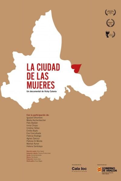 Caratula, cartel, poster o portada de La ciudad de las mujeres