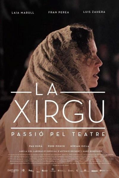 Caratula, cartel, poster o portada de La Xirgu