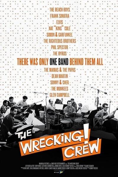 Caratula, cartel, poster o portada de The Wrecking Crew