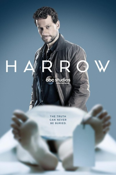 Caratula, cartel, poster o portada de Harrow