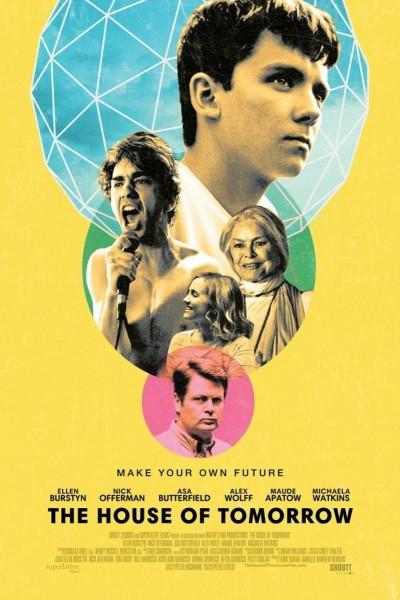 Caratula, cartel, poster o portada de The House of Tomorrow
