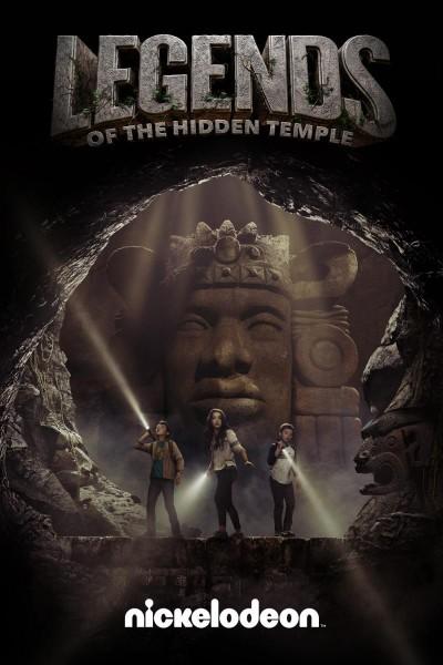 Caratula, cartel, poster o portada de Leyendas del templo perdido