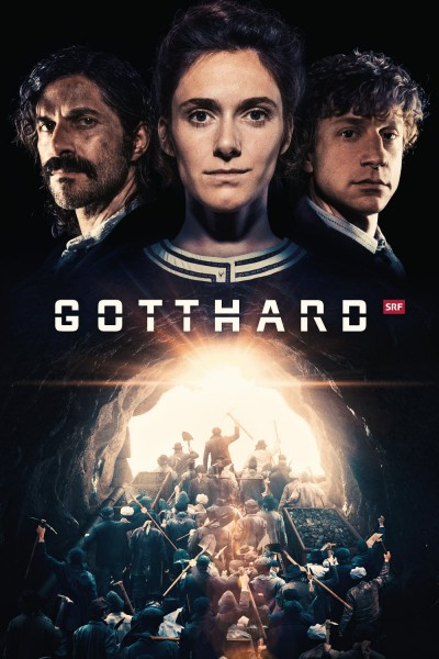 Caratula, cartel, poster o portada de Gotthard