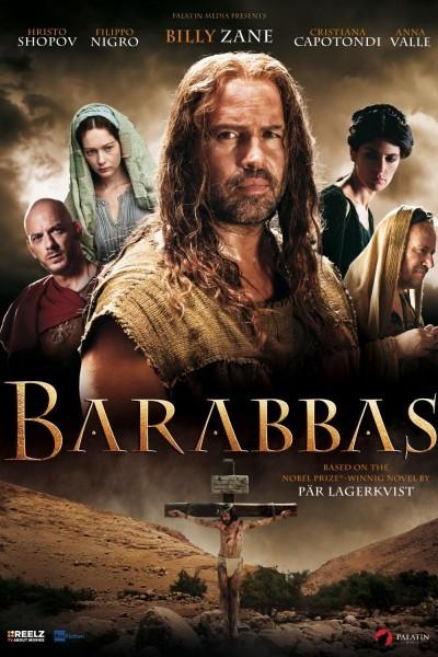 Caratula, cartel, poster o portada de Barrabás