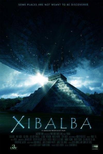 Caratula, cartel, poster o portada de Xibalba