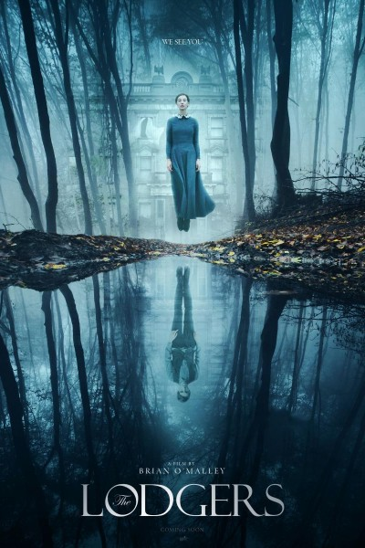 Caratula, cartel, poster o portada de Los inquilinos (The Lodgers)