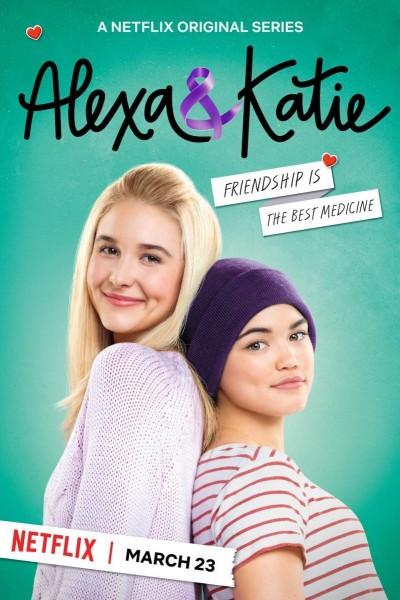 Caratula, cartel, poster o portada de Alexa & Katie