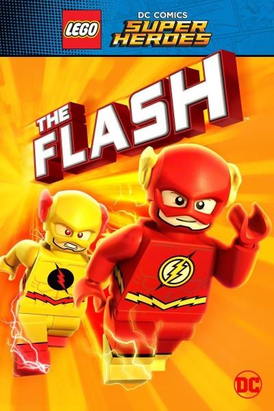 Caratula, cartel, poster o portada de Lego DC Comics Super Heroes: Flash