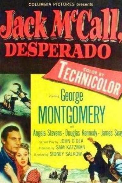 Caratula, cartel, poster o portada de Jack McCall, desesperado