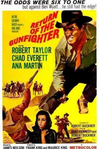 Caratula, cartel, poster o portada de El regreso de Ben Wyatt