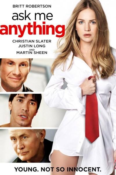 Caratula, cartel, poster o portada de Ask Me Anything