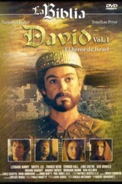 Caratula, cartel, poster o portada de La Biblia: David