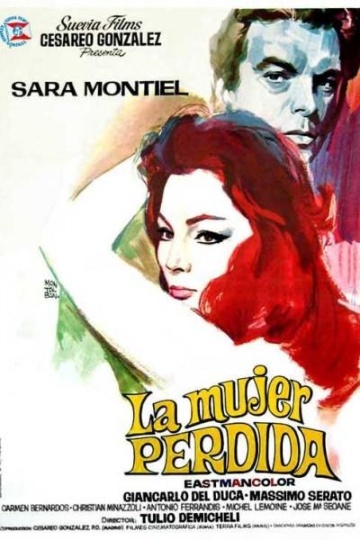 Caratula, cartel, poster o portada de La mujer perdida