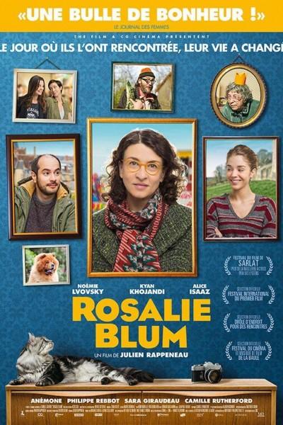 Caratula, cartel, poster o portada de Rosalie Blum